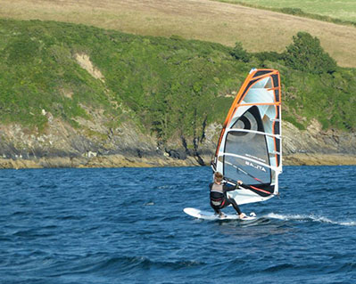 10 Windsurfing Lesson Cornwall