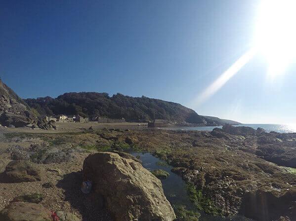 12 Rockpooling Cornwall