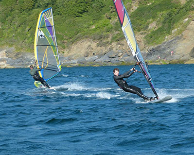 12 Windsurf Hire Kit