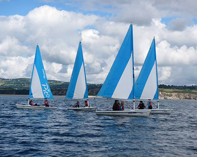 12 Youth Sailing Club Cornwall
