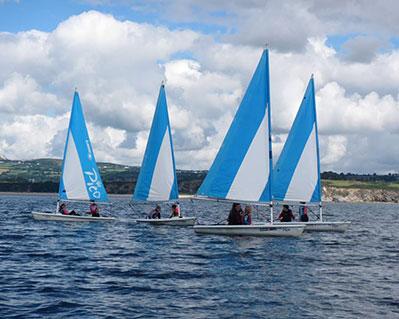 12 Youth Sailing Club Cornwall