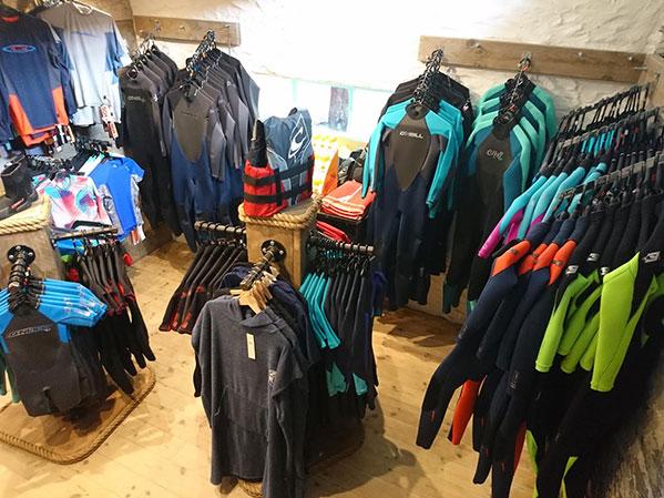 2 Beach & Wetsuit Shop