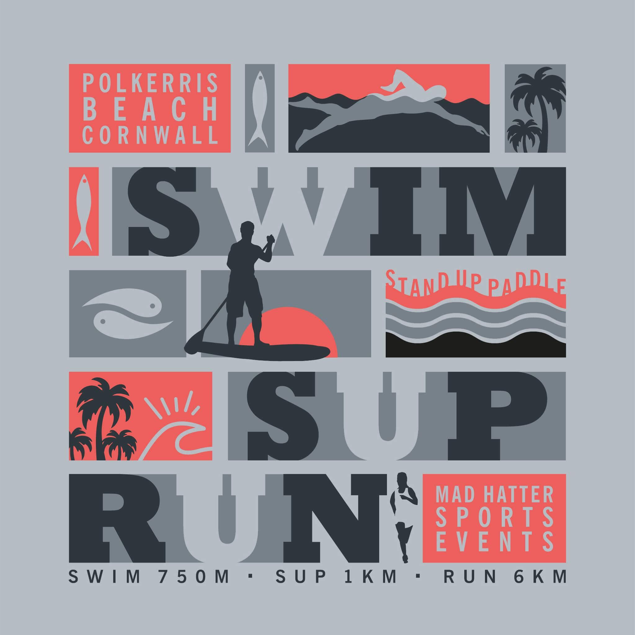 swim sup run triathlon 2018