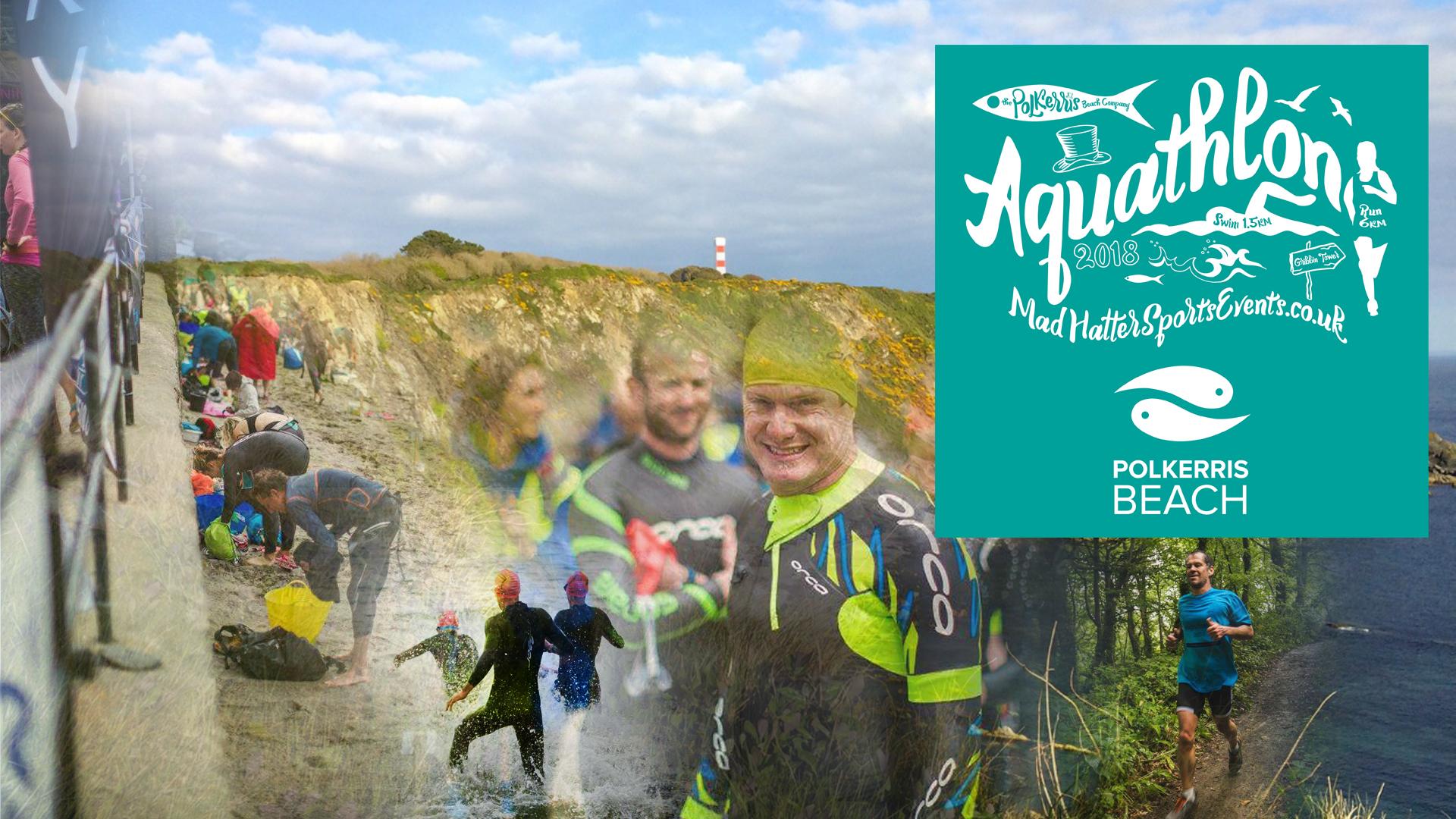 Aquathlon Cornwall 2018