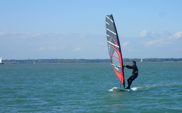 Windsurf Instructor Cornwall