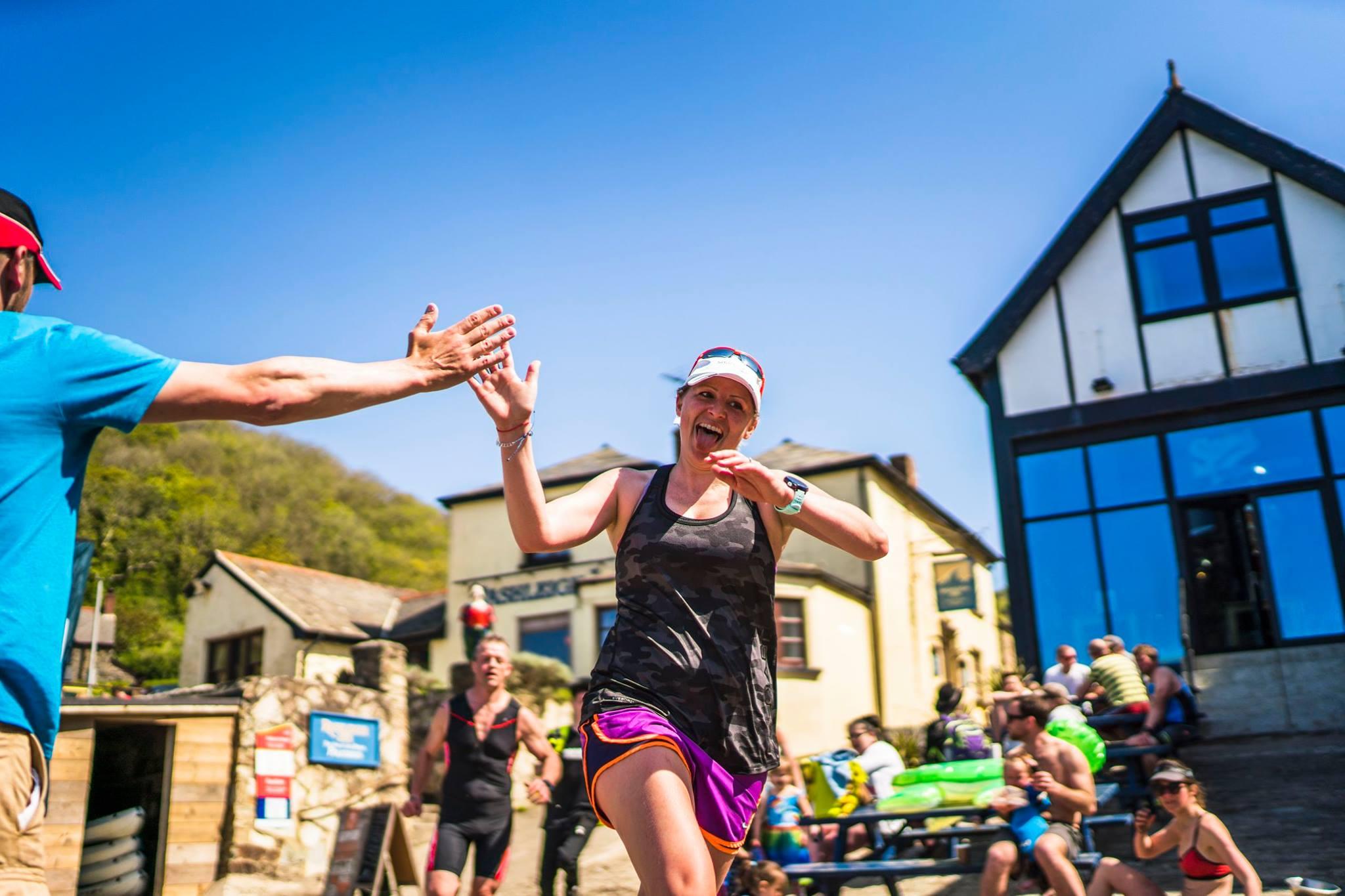 Hi5ive Swim Race Cornwall