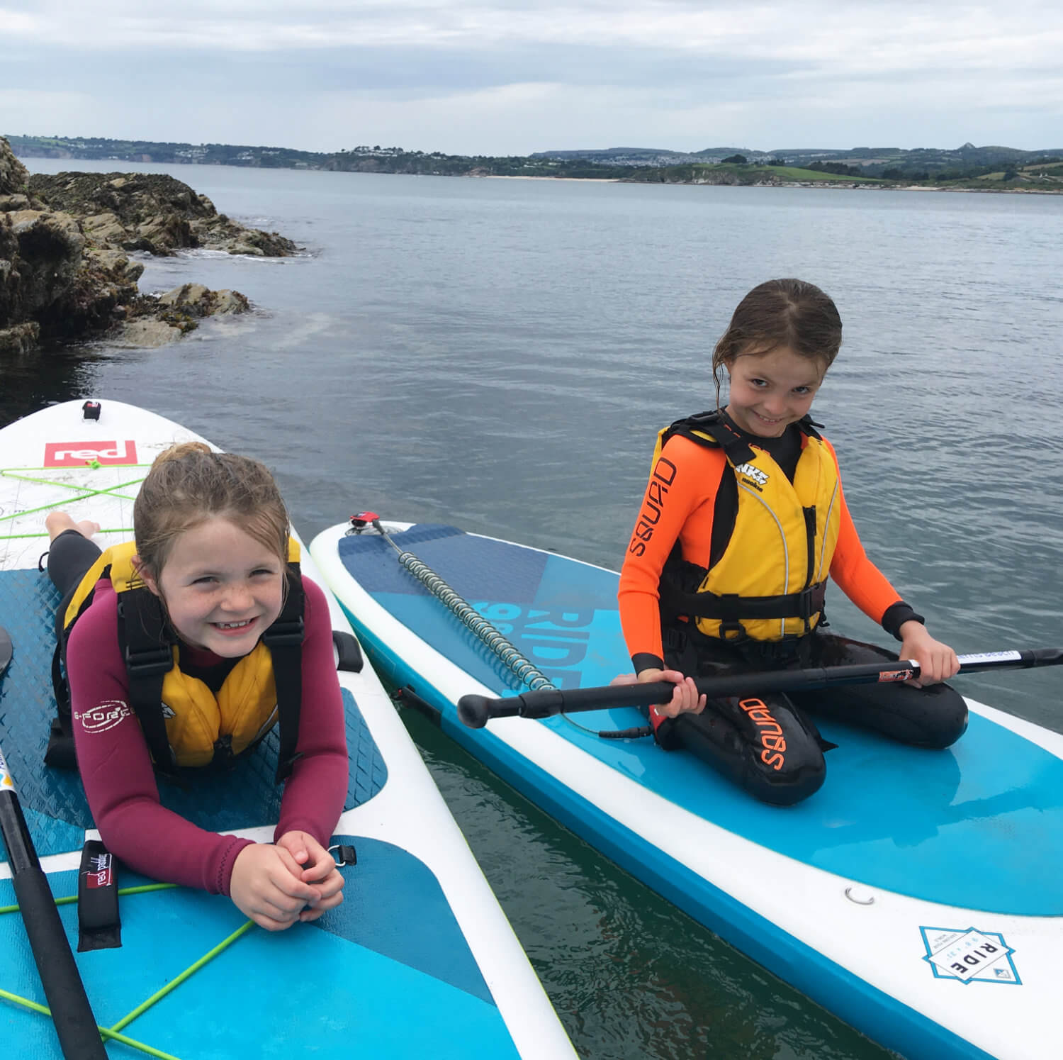 Family Gift Experience Voucher Cornwall