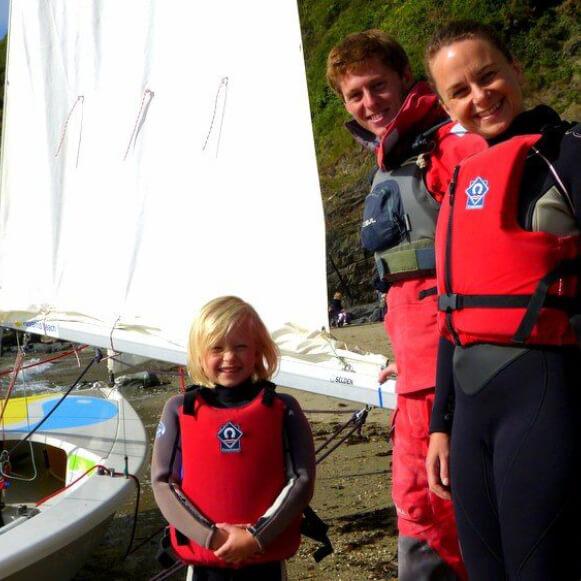Sailing Gift voucher cornwall