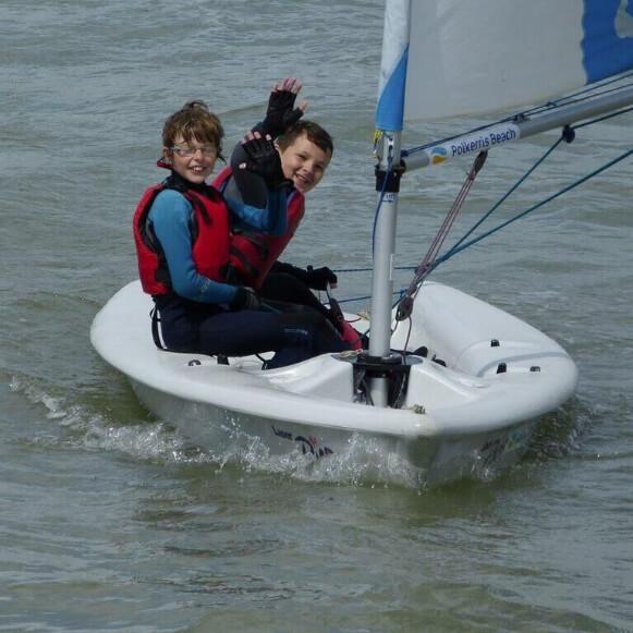 Stage 1 Childrens Sailing Gift Voucher