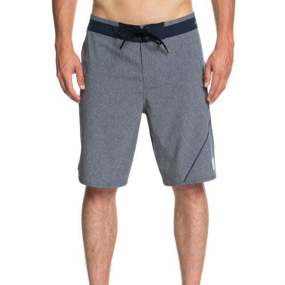 Quiksilver Long Grey Board Shorts