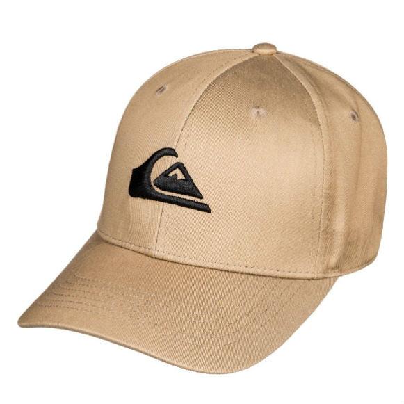b9a2c501a28f18 Quiksilver Tan Snapback Cap