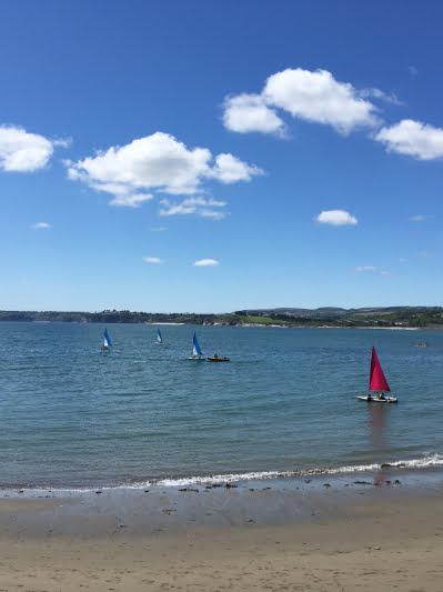 Kids Sailing Club Cornwall 2019
