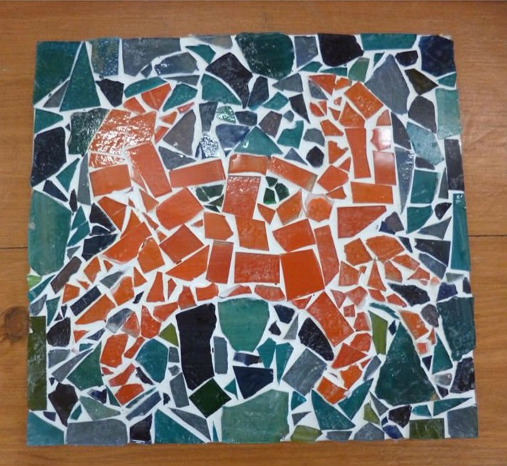 Jane Marks mosaic