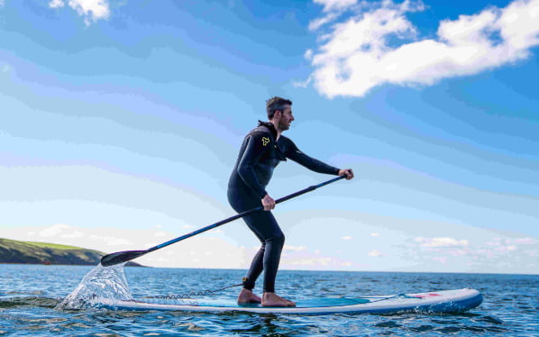 Stand UP Paddle Boarding Beginners (SUP)