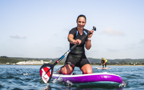 Top Tips For Beginner Stand Up Paddleboarders