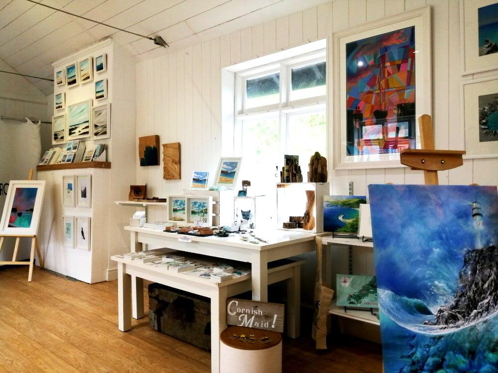 polkerris gallery