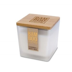 ECO BAMBOO CANDLES
