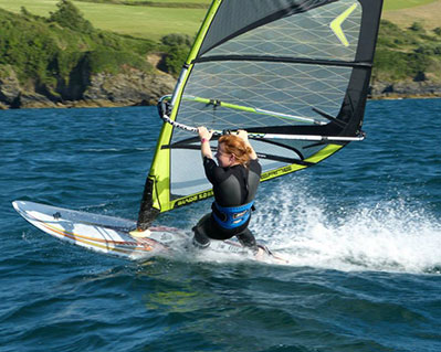 3 Windsurfing Clinic Cornwall