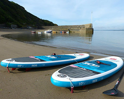 5 Hire SUP in cornwall