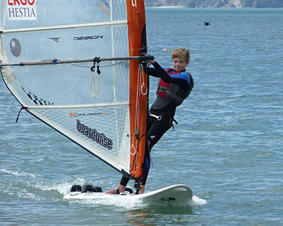 6 RYA Stage 3 Windsurfing Lesson