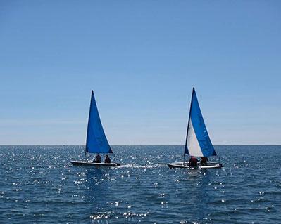 6 Sailing Lesson RYA Stage 4