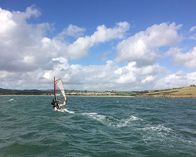 7 RYA Stage 4 Windsurfing Course
