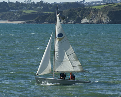 7 Sailing Lesson Cornwall RYA Level 1