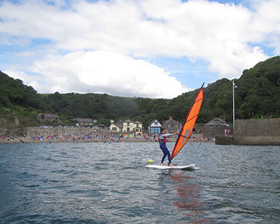 8 RYA Windsurfing Level 1 Course