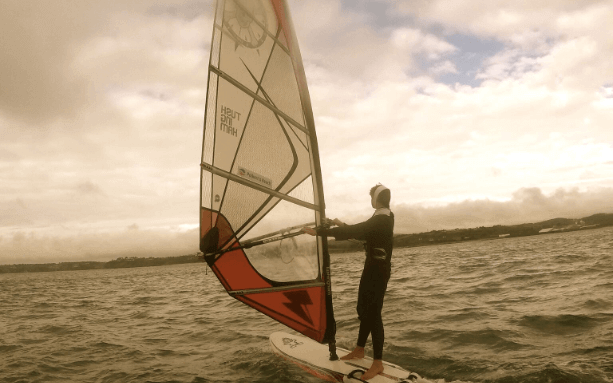 Fancy Windsurfing