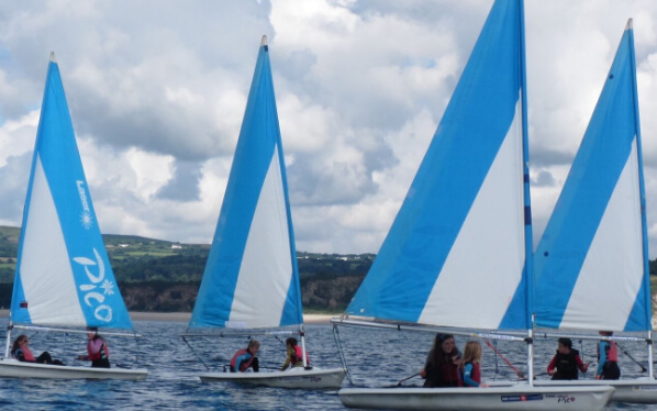 Sailing Club Cornwall